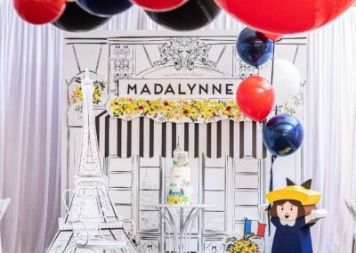 Madeline Backdrop