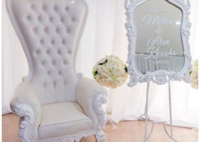 wedding decal